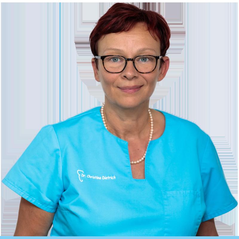 Dr. med. Christina Dietrich - Zahnärztin der Zahnarztpraxis Dres. Dietrich