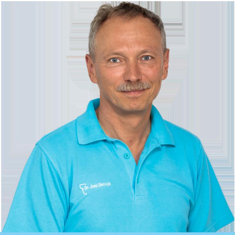 Dr. med. Jens Dietrich - Zahnarzt der Zahnarztpraxis Dres. Dietrich