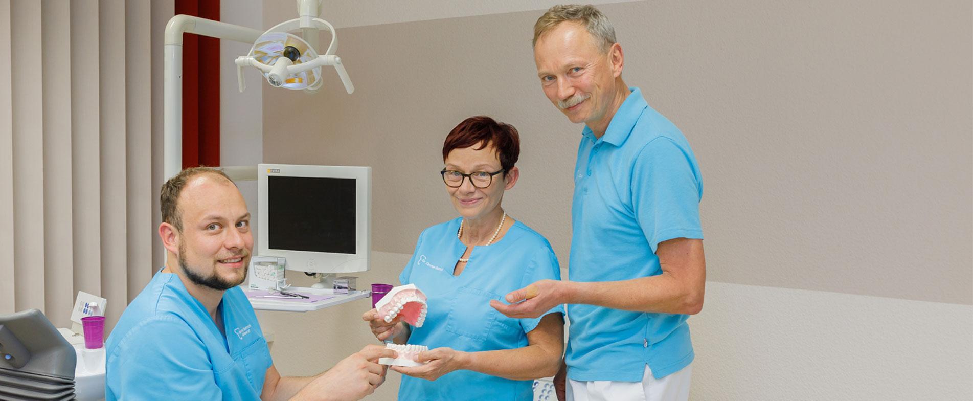 Zahnarztpraxis Dres. Dietrich - Ihre Familien-Zahnarztpraxis in Erfurt